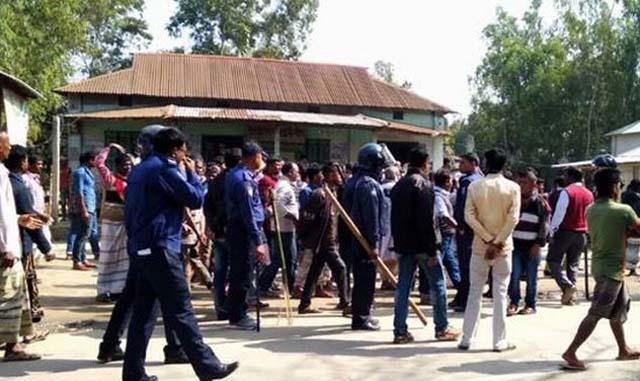 ফেনীতে আ'লীগের তান্ডব:গুলিতে যুবকলীগ কর্মী নিহত