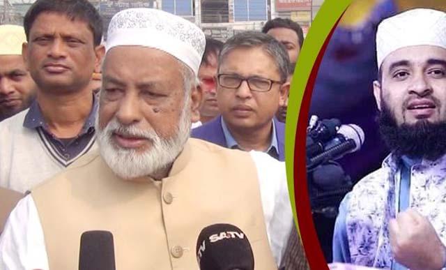 'জামায়াতের প্রডাক্ট' আহাজারীর বিরুদ্ধে দ্রুতই ব্যবস্থা-জানালেন ধর্মপ্রতিমন্ত্রী