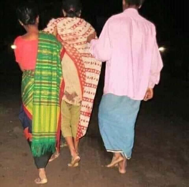 চাকমা বুদ্ধি প্রতিবন্ধী নারীকে গণধর্ষণের ঘটনায় ৭জন গ্রেফতার