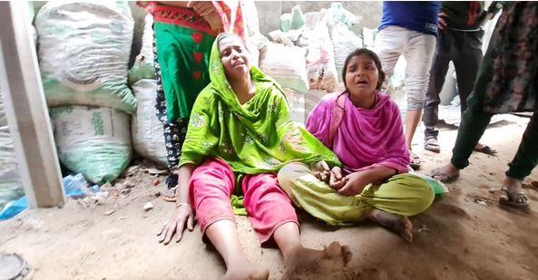 গাজীপুরে ভয়াবহ অগ্নিকান্ডে প্রাণ গেল ৪জনের:আহত ২০