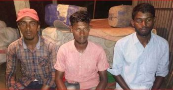 নৌকাডুবি ট্রাজেডি:দুই সহযোগীসহ মাঝি আটক