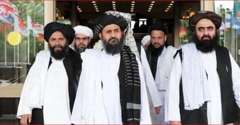 আফগানিস্তানে তত্ত্বাবধায়ক সরকার ঘোষণা