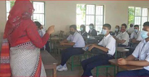 শিক্ষাব্যবস্থায় বড় পরিবর্তন এনে 'জাতীয় শিক্ষাক্রম' রূপরেখা প্রণয়ন