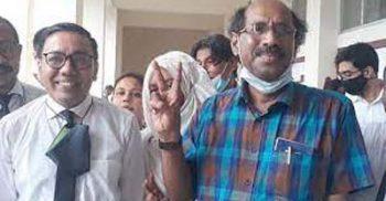 তথ্য প্রযুক্তির মামলায় সাংবাদিক প্রবীর সিকদার খালাস