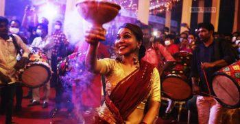আজ মহানবমী:শুক্রবার বিজয় দশমীর দিনে প্রতিমা বিসর্জন